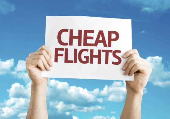 Απρίλης για low cost ταξίδια