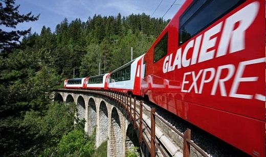 Φθηνά με τρένο σε 30 χώρες της Ευρώπης