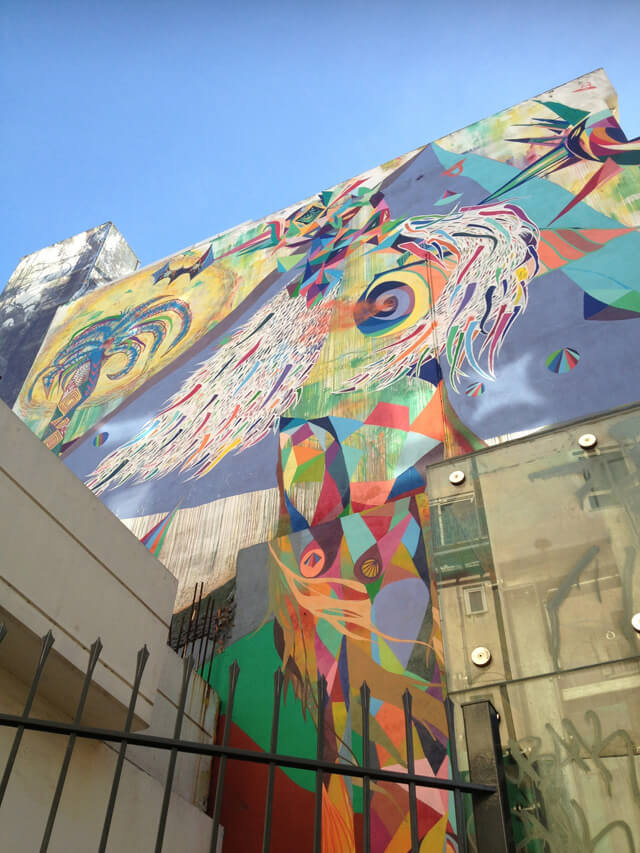 "Stroll in Athens, ""the contemporary mecca"" street art in Europe"