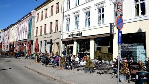 Trendy γειτονιές στην Ευρώπη, Grunerlokka στο Όσλο