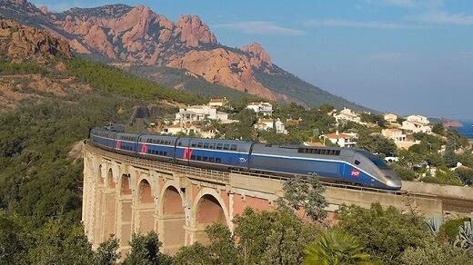 Low cost Ευρωπαϊκή περιπέτεια με τρένο