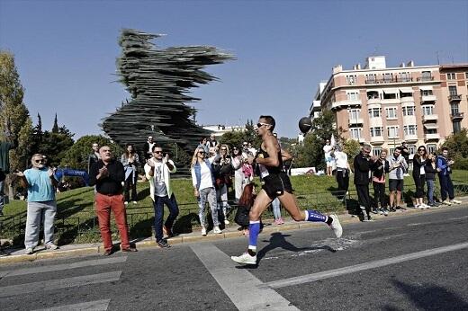 Sunday 13th of November 2016, Athens Authentic Marathon
