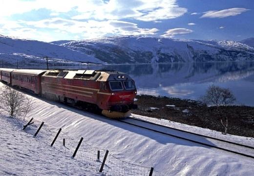 ,5 χειμερινές αποδράσεις-εμπειρία με τρένο και Interrail Pass