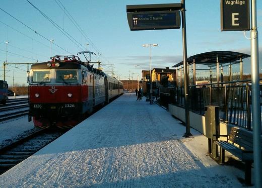 5 χειμερινές εμπειρίες με τρένο και Interrail Pass