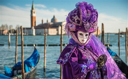Φθηνά στο Καρναβάλι της Βενετίας