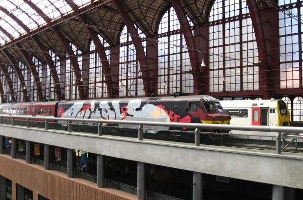 Αεροπορικό εισιτήριο και απεριόριστες διαδρομές με τρένο από 149€