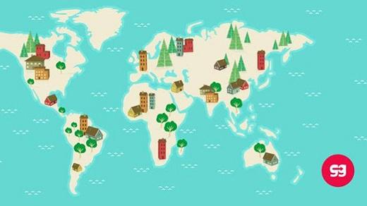 GuesttoGuest για δωρεάν διαμονή, η Ευρωπαϊκή απάντηση στην Airbnb