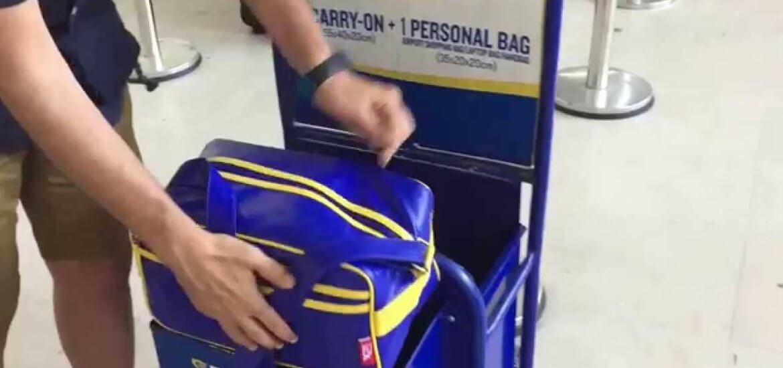 7962fb4d7e7 Η Ryanair μειώνει τις χρεώσεις αποσκευών και αυξάνει το όριο μεγέθους