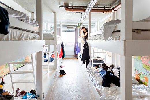 Hostels vs. hotels και πιο είναι κατάλληλο για σένα