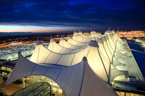 Denver International Airport, Κολοράντο, ΗΠΑ